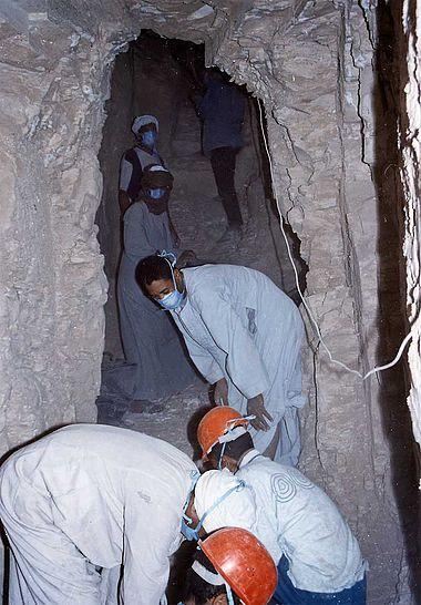 KV 32, Korridor C