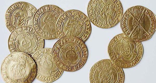 Der Goldfund von Minden-Brüderstraße