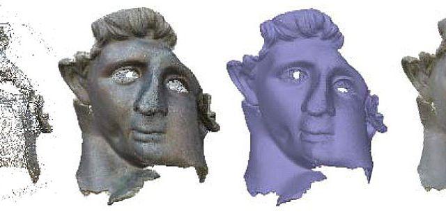 Zustandsmodell des Gesichtes