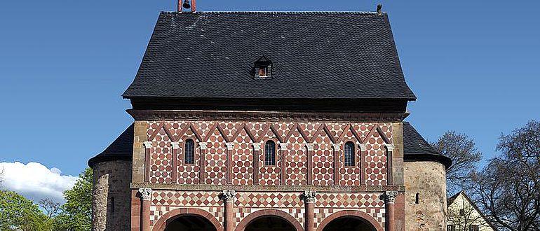 Karolingische Torhalle des Klosters Lorsch