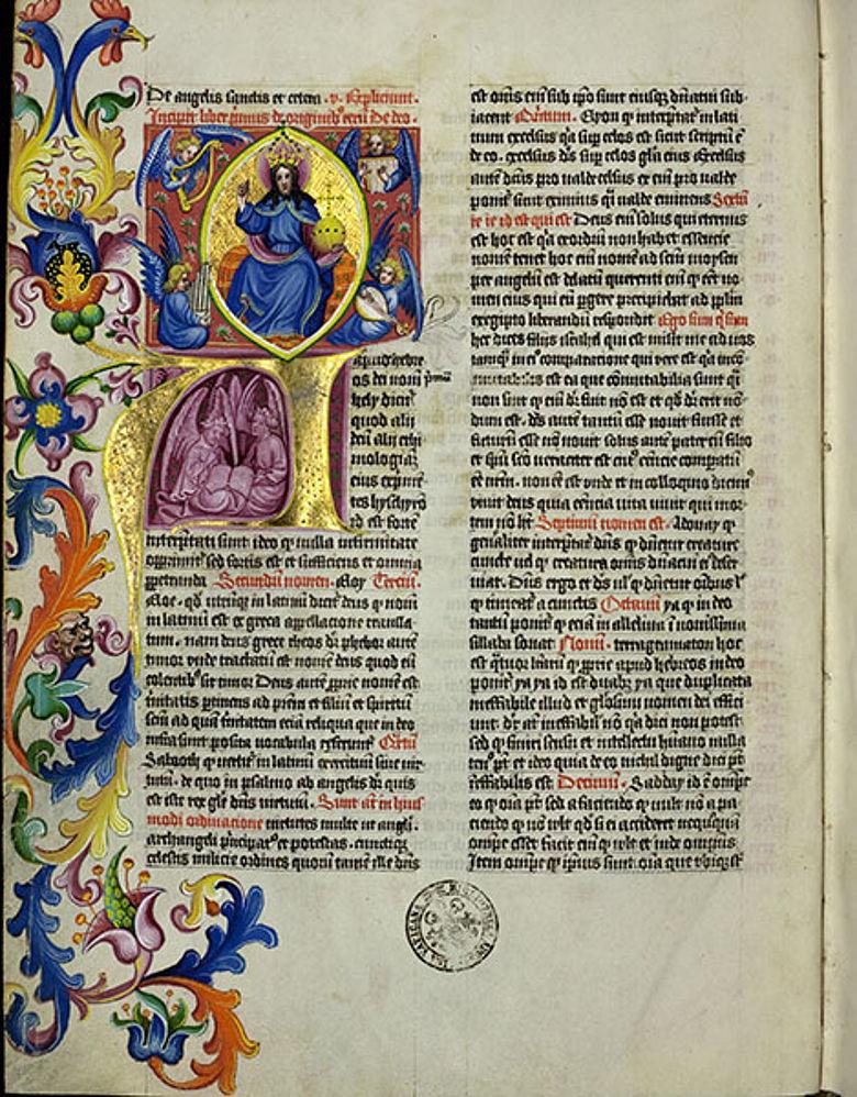 Rabanus Maurus, De rerum naturis