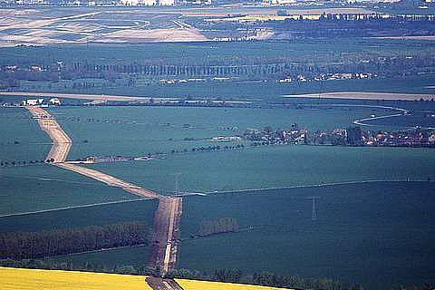 """Auf der Tagung """"Energiewende und Archäologie"""" sollen die künftigen Herausforderungen der Bodendenkmalpflege diskutiert werden (© Landesamt für Archäologie Sachsen; Bild: O. Braasch)"""
