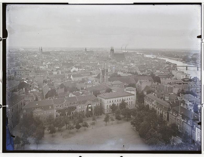 Magdeburg vor der Zerstörung