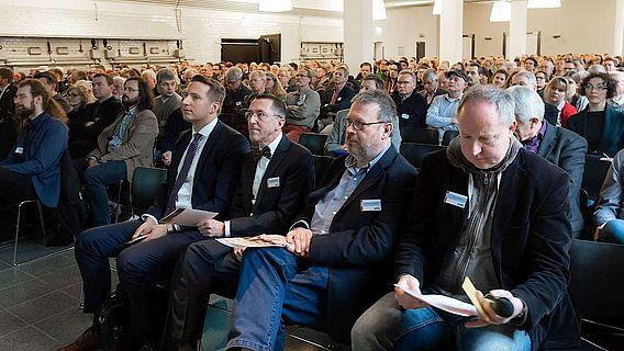 Trotz erhöhter Zahl an Sitzplätzen war die Tagung auch in diesem Jahr wieder vorzeitig ausgebucht