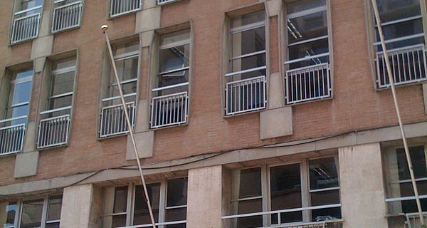 Die neue Zwischenunterkunft des DAI Rom in der Via Curatatone