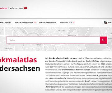 Denkmalatlas Niedersachsen