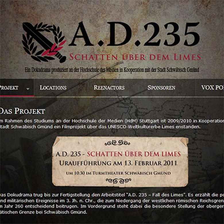 AD 235 - Der Film