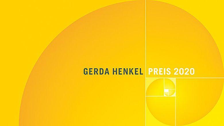 Gerda Henkel Preis 2020