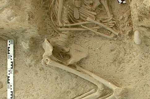 Ausgrabung Griechenland