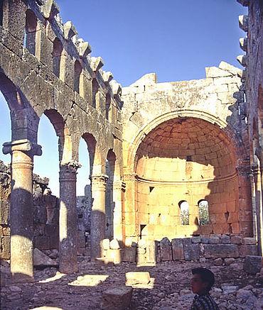 Basilika von Mushabbaq