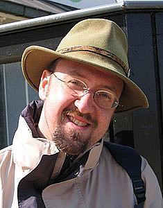Der neue Bezirksarchäologe im Rheingau-Taunus-Kreis in Hessen: Thomas Becker M.A.