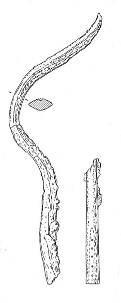  4  Eisernes Objekt Ìle de Groix
