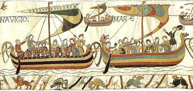  8  Szene 40: Zwei Schiffe mit Heissringen