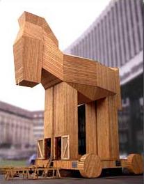 Das troianische Pferd