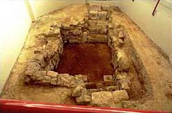 Der Keller heute (Quelle: Clemens-Sels-Museum Neuss)