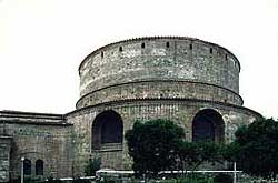 Mausoleum in Form einer Rotunde im selben Palaste. (Foto: Wolfgang Kuhoff)