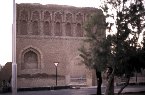 Das Bagdad-Tor (Foto: Dr. Stefan Heidemann)