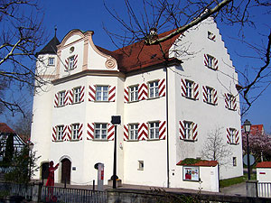 Das Weingartener Stadtmuseum im Schlössle (Foto: Stadtmuseum Weingarten)