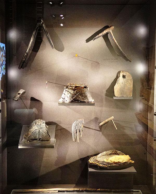 Organische Funde aus dem Neolithikum