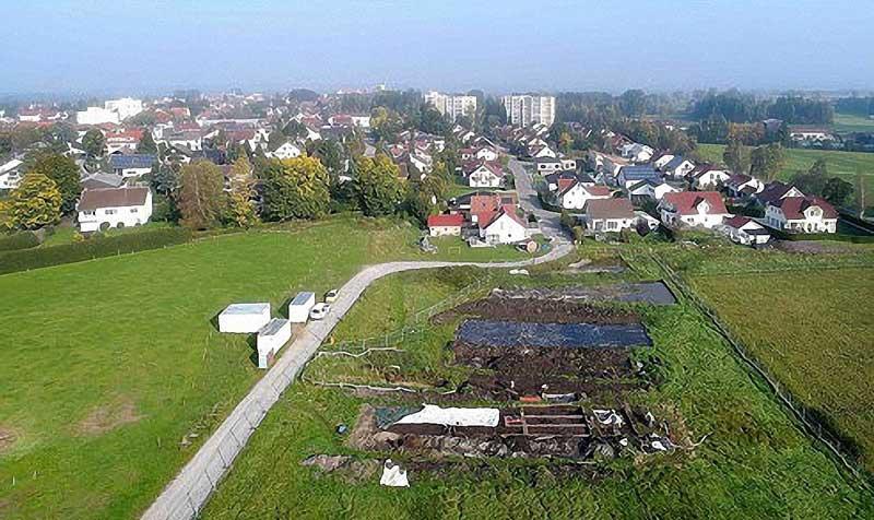 Ausgrabung Bad Buchau 2017