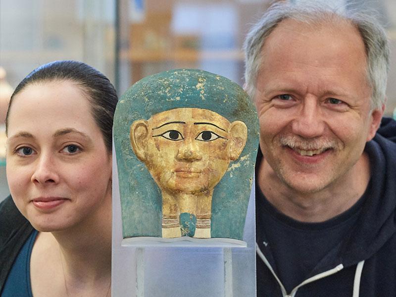 Steinzeit Bonn gesichter im alten ägypten und der steinzeit nachricht