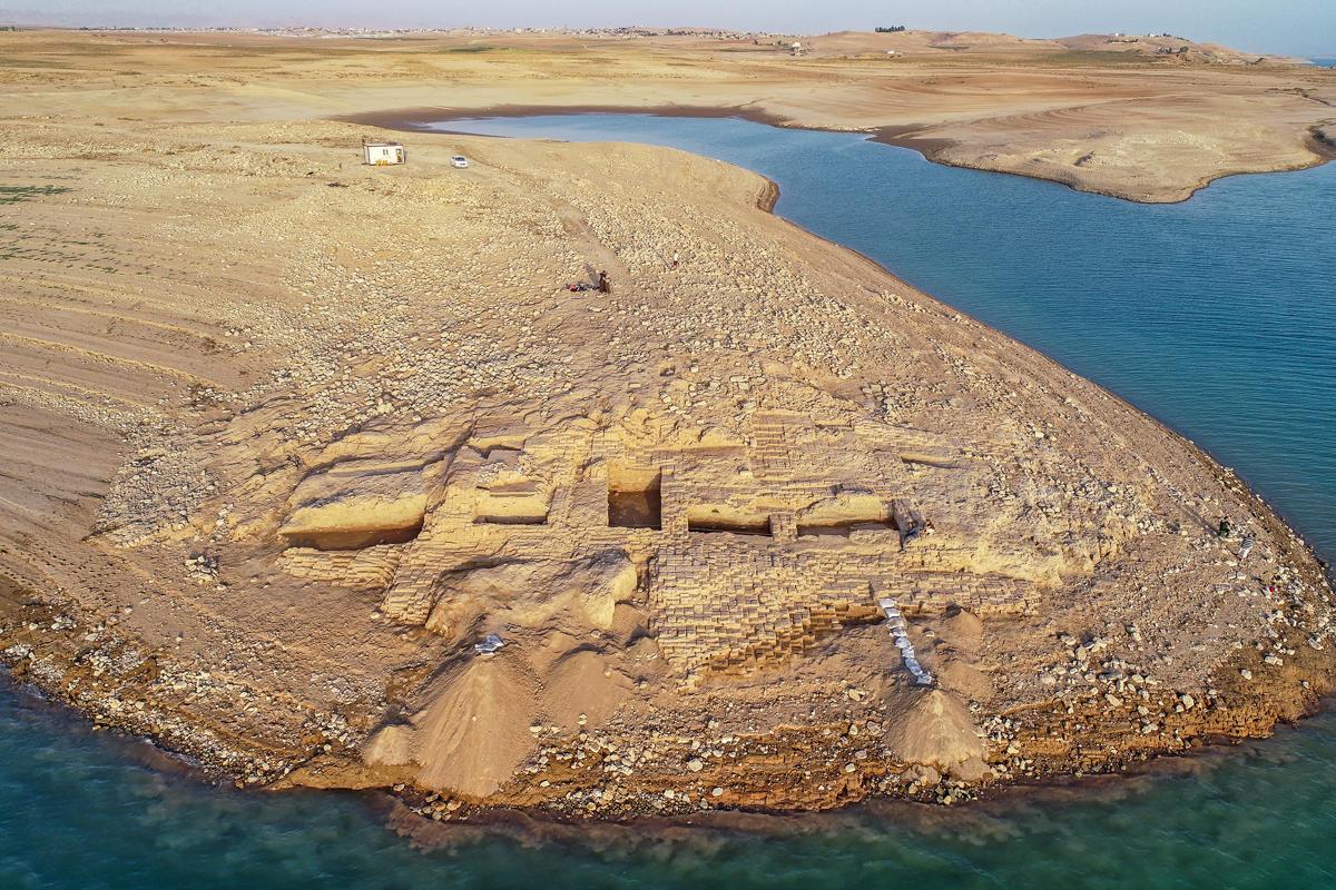 Palast aus der Zeit des Mittani-Reichs im Nordirak entdeckt | Nachricht @  Archäologie Online