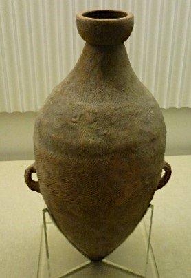 Amphore der Yangshao-Kultur, Banpo, Shaanxi, 4800-3600 v. Chr.