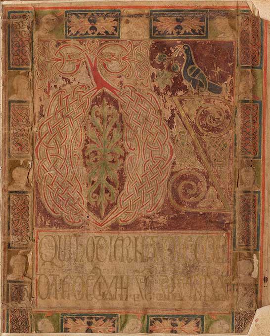 Lorscher Codex, 9. Jh.