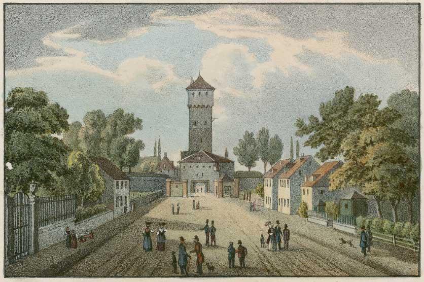 St. Johanns-Tor Basel