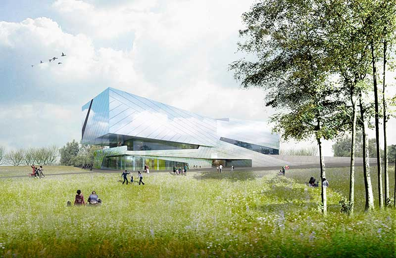 Landschaftsarchitektur: Topotek 1, Berlin