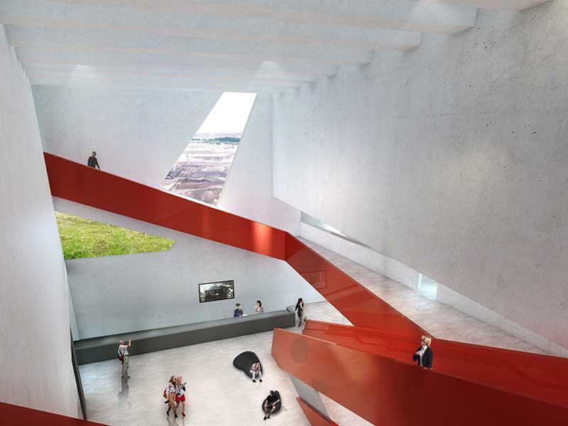 Architektur und Ausstellungsgestaltung: Holzer Kobler Architekturen, Zürich
