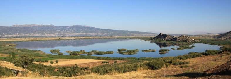 Die antike Landschaft Kirybatis in der heutigen Türkei. (Foto: Veranstalter)