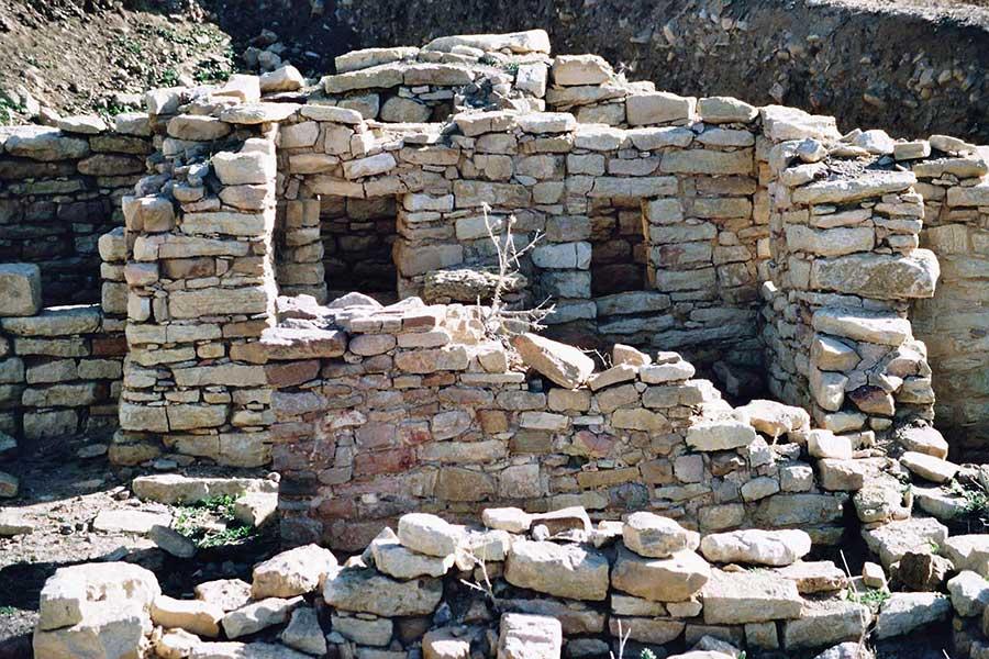 Ruinen von Basta