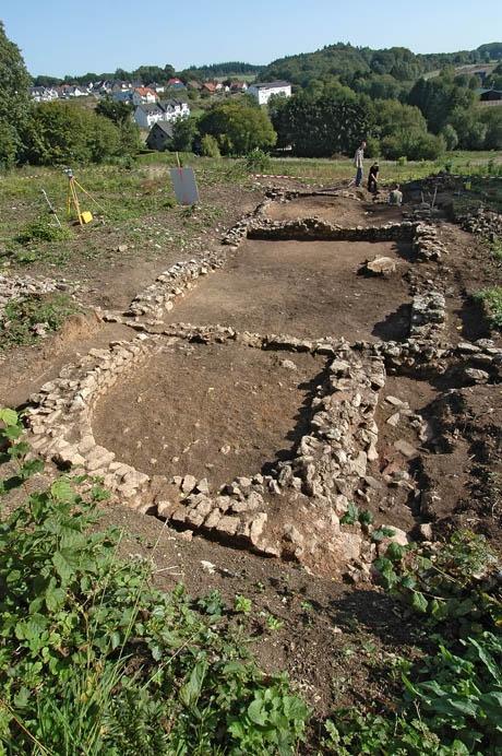 Seit Ende des 19. Jahrhunderts beschäftigten sich Archäologen bereits mehrfach mit der Villa Rustica in Blankenheim.