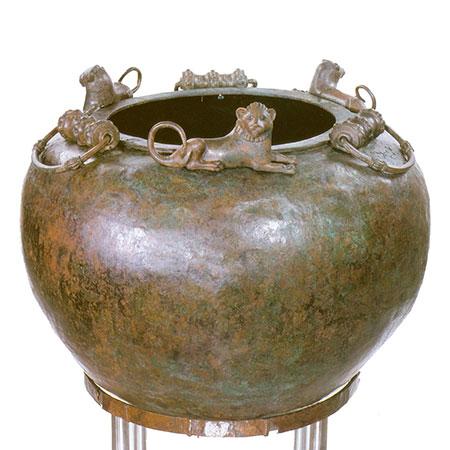 Bronzekessel Hochdorf