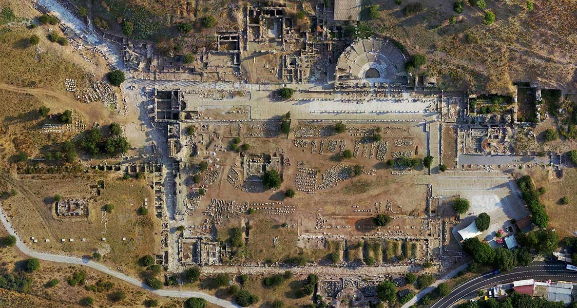 Ephesos Agora