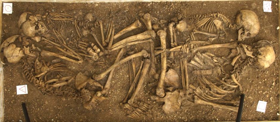 Das steinzeitliche Familiengrab von Eulau