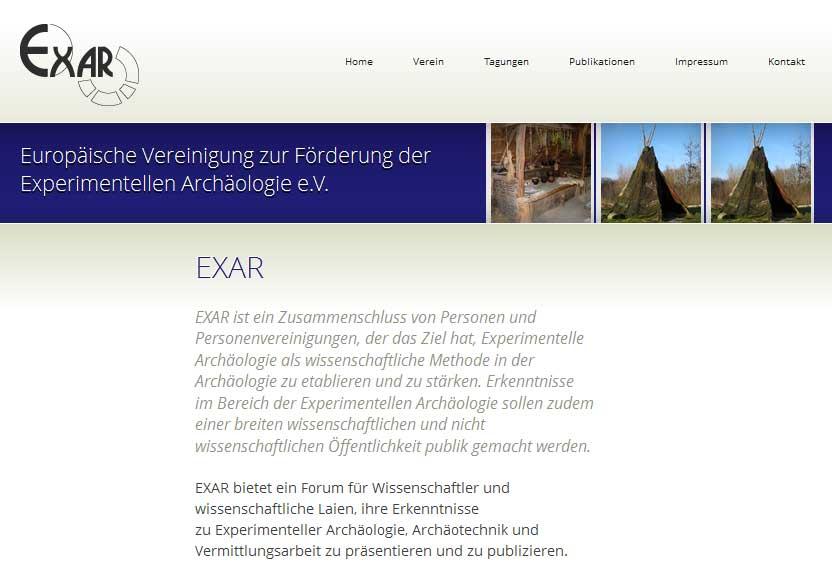 Europäischen Vereinigung zur Förderung der Experimentellen Archäologie e. V.