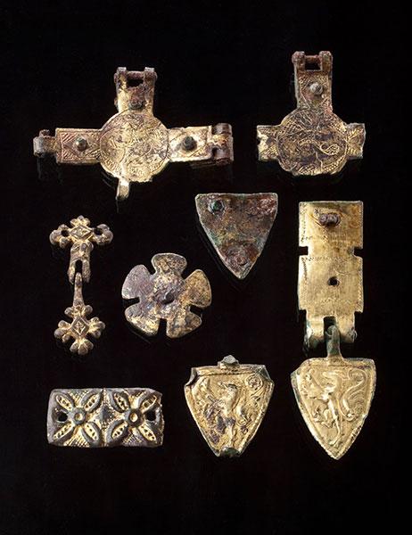 Mittelalterliche Funde