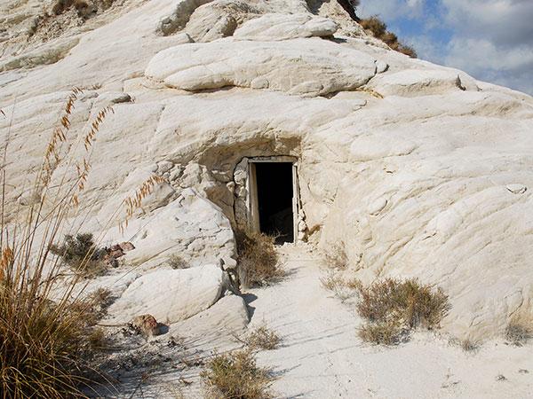 Eisenzeitliches Kammergrab