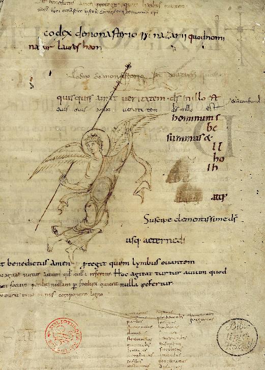 Lorscher Codex, um 800