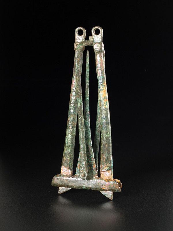 Bronzewaage