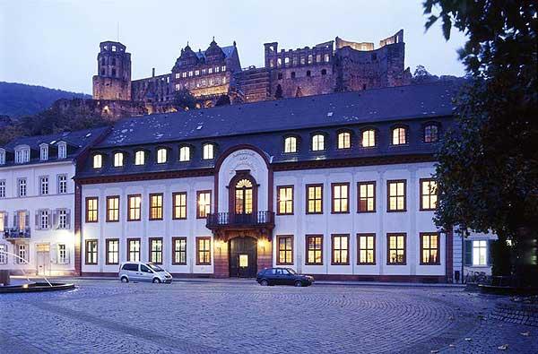 Der Sitz der Heidelberger Akademie der Wissenschaften im ehemaligen Großherzoglichen Palais (Foto: Akademie / Jessen Oestergaard)