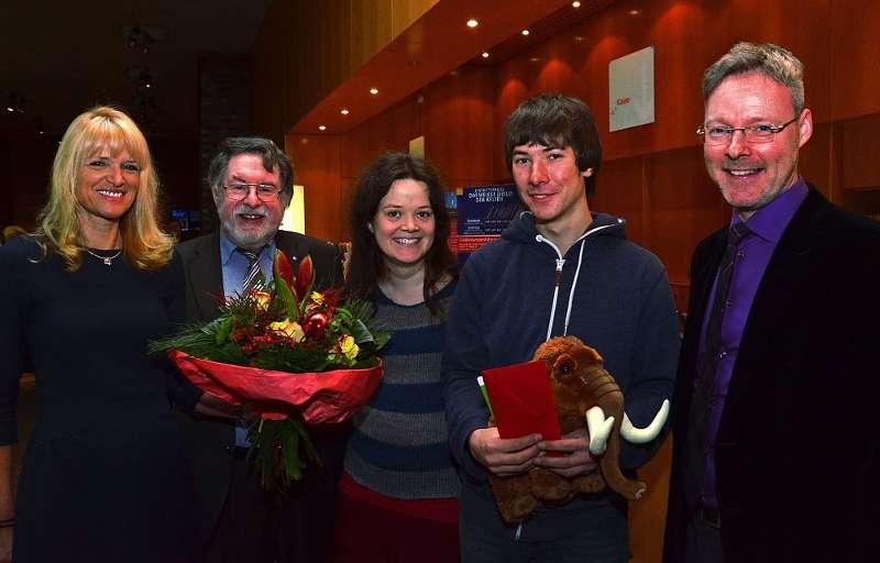 Dr. Barbara Rüschoff-Thale, Dieter Gebhard, Ida Johanna Paul, Stefan Ullrich und Dr. Josef Mühlenbrock