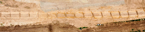 Bronzezeitlicher Weg
