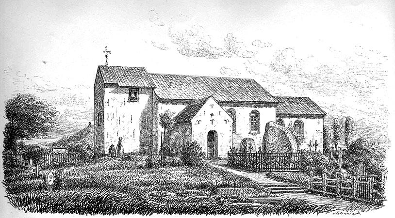 Kirche in Jelling