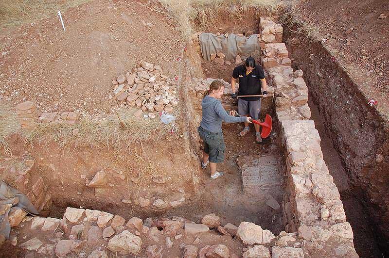 Seit 2009 graben Archäologen der Universität Jena an der portugiesischen Algarve. (Foto: Dennis Graen)