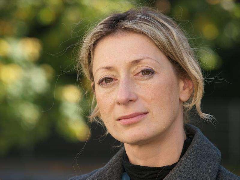 Prof. Dr. Katerina Harvati (Foto: Friedhelm Albrecht, Universität Tübingen)