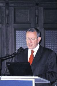 Der bisherige Direktor der RGK Dr. Friedrich Lüth wird in Zukunft in der Zentrale in Berlin beschäftigt sein (© DAI)