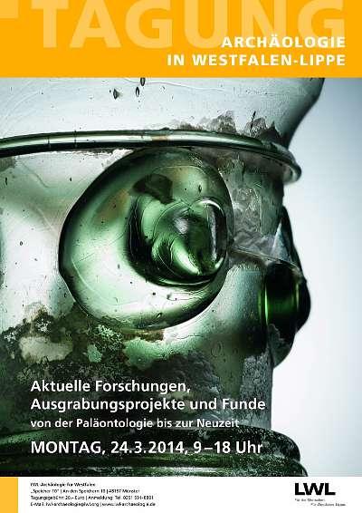 Plakat der Archäologietagung